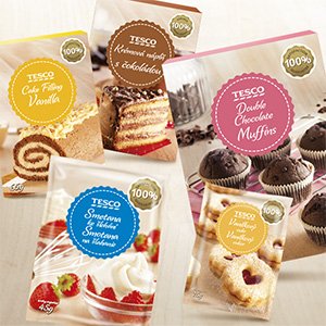 Tesco Home Baking