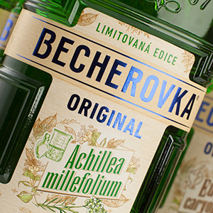 Becherovka Limited Edition