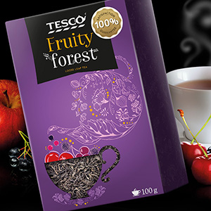 Tesco tea